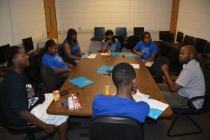 Bible Study Classroom